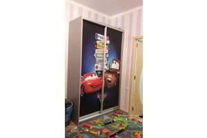 Новые Детские шкафы купе