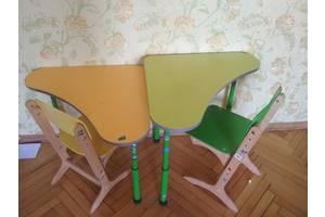 б/у Детские столы Гелика