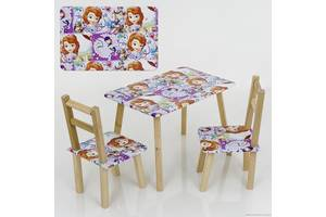 Новые Детские столы Bambi