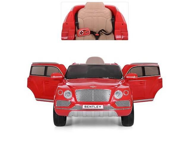продам Детский электромобиль джип Bentley JJ 2158 Красный бу в Одесі