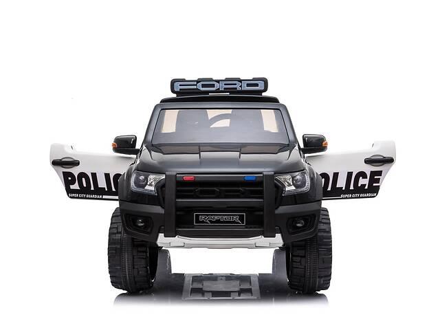 купить бу Детский электромобиль Ford Raptor POLICE с мигалками в Днепре (Днепропетровск)