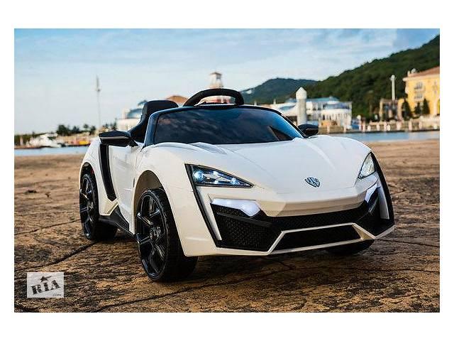 Детский электромобиль LYKAN  FT5188 белая- объявление о продаже   в Україні
