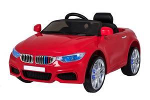Детский электромобиль T-7619 RED, BMW с EVA колесами, красный
