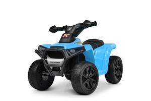 Детский электрический квадроцикл BAMBI M 4207 EL-4 синий