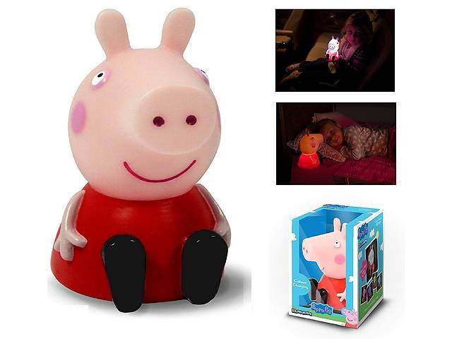 купить бу Дитячий світильник свинка Пэппа в Одесі