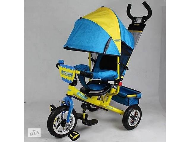 Детский трехколесный велосипед Profi Trike M5363-01 UKR (колеса пена)- объявление о продаже  в Одессе