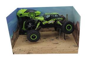 Джип 0980 (Зеленый)