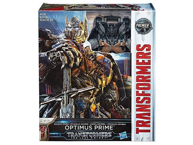 купить бу Ексклюзивний Оптімус Прайм Тіньова Іскра 23СМ - Optimus Prime, Leader Class, TF5, Premier Edition, Hasbro в Дубні