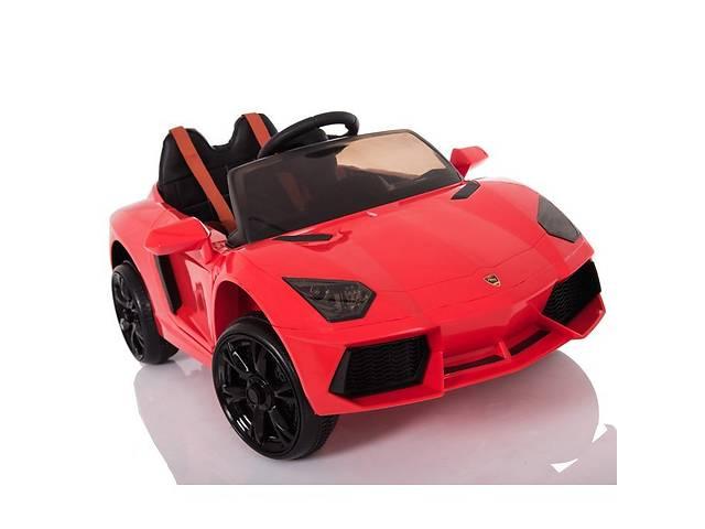 купить бу Эл-мобиль Т-753 RED легковая на Bluetooth 2.4G Р/У 2*6V4.5AH мотор 2*15W 106*62*46 в Одессе