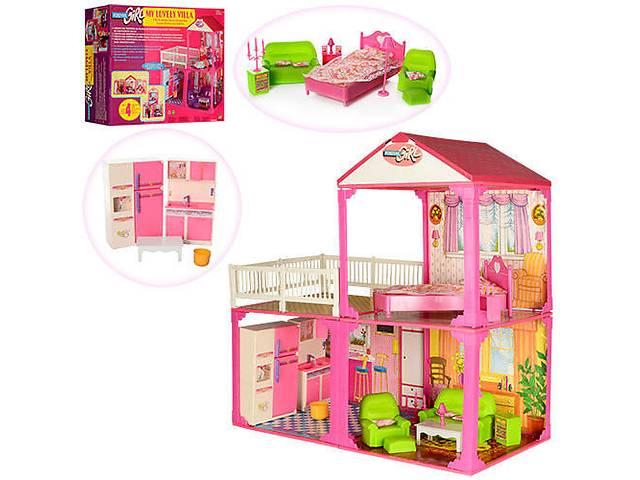 купить бу Кукольный домик с мебелью  6982В в Киеве