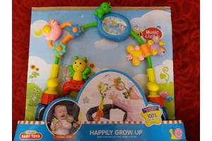 Іграшки для автокрісел і колясок
