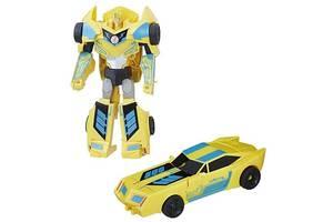 """Робот-трансформер Бамблби Роботы под прикрытием - Autobot Bumblebee Hasbro """"Robots In Disguise"""" Combiner Force"""