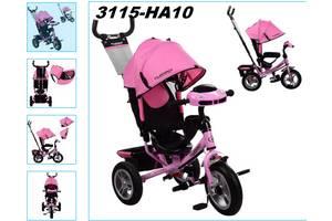 Дитячі велосипеди Turbo Trike