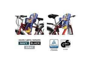 Дитяче велокрісло Tilly T-812, 3 кольори