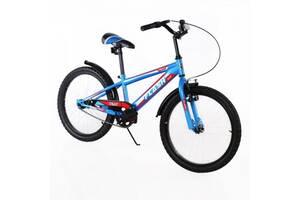 """Велосипед 2-х колёсный 20"""" TILLY FLASH T-22044 Blue"""