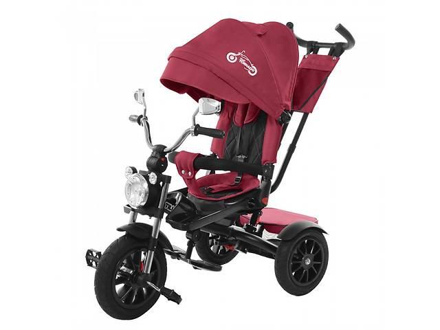 купить бу Велосипед трехколесный TILLY TORNADO Т-383 Красный в Одессе