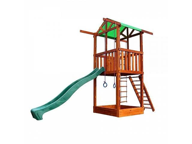 Игровой комплекс для улицы SportBaby Babyland-1