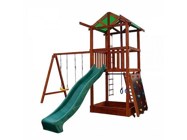 Игровой комплекс для улицы SportBaby Babyland-4