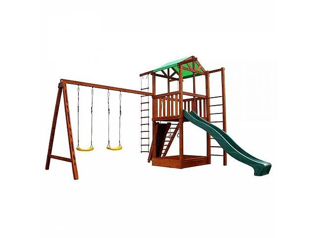Игровой комплекс для улицы SportBaby Babyland-6