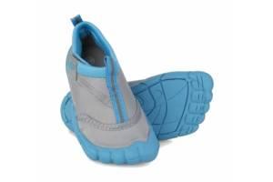 Аквашузы детские Spokey Reef GB 31 Серый с голубым (s0442)