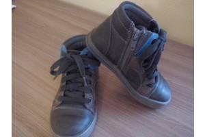 б/у Детские ботинки Clarks
