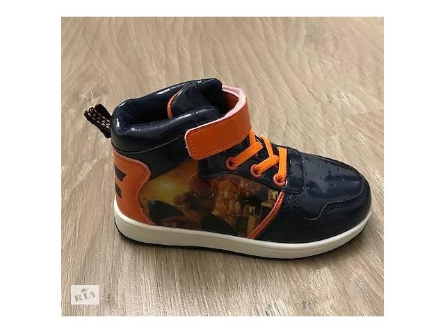 Демісезонні черевики для хлопчика 25р. - 30р. - Дитяче взуття в ... c8eb04428ab22