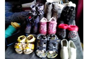 б/у Детская обувь Eссо