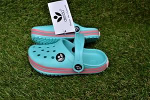Новые Детские кроксы Adidas