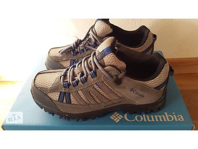 7077d93a4 продам Детские непромокаемые кроссовки Columbia 34 35 36 37 размер бу в  Желтых Водах
