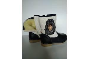 Нові Дитячі зимові чоботи Шалунішка