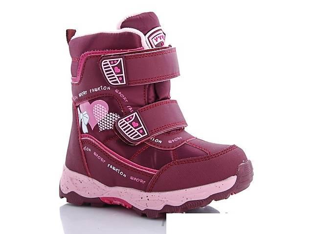 продам Дитячі зимові термо черевики бу в Тернівці