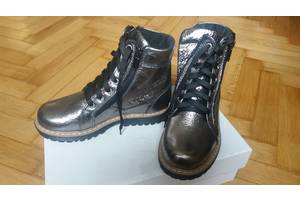 8ea840ef3c0087 Весняні підліткові черевики Timberland з натурального нубука і шкіри ...