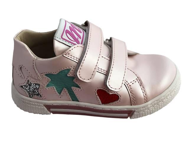 1d8b2e6b4217a1 купить бу Шкіряні ортопедичні кросівки на дівчинку турецької фірми Минимен  20 - 30р в Харкові