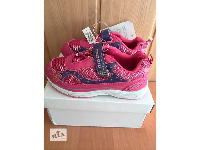 Кроссовки детские для девочки Cortina новые, оригинал 28 размер по стельке  17,5 см d73d4299d94