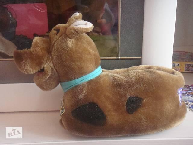 Продам тапочки Scooby-Doo- объявление о продаже  в Ирпене
