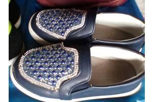 б/в Дитячі туфлі для дівчаток Шалунішка