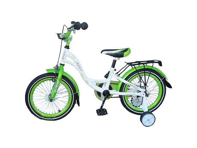 """продам Ardis Diana BMX 16"""" Бело-зеленый бу в Одессе"""