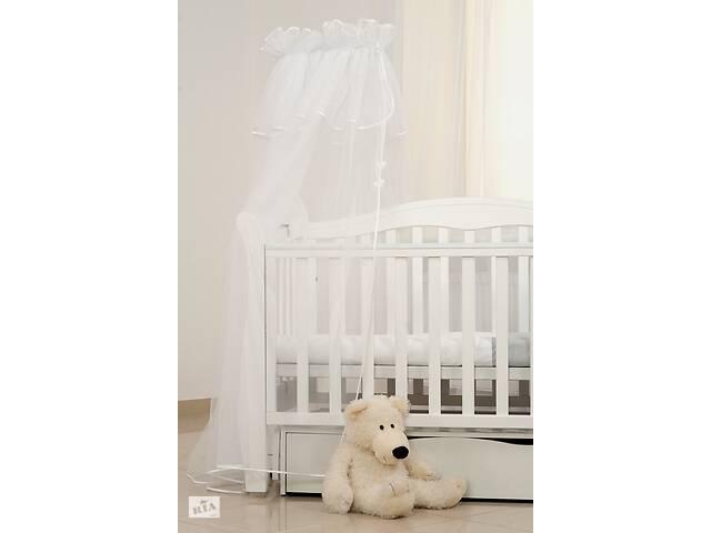 купить бу Балдахин на детскую кровать Twins универсальный multi, белый в Киеве