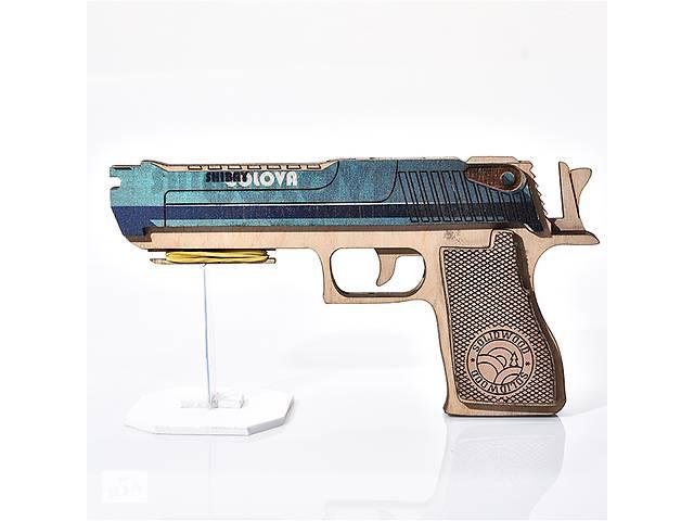 купить бу Дерев'яний резинкостріл DaisySign SHIBAY HOLOVA в Одессе