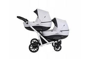 Детская для коляска для погодок \ двойни Kunert Booster Slim 01