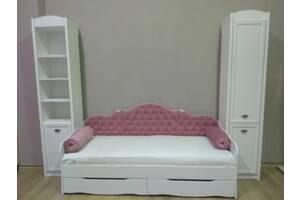 Детская комната для девочки. Кровать90*200. Новая. Доставка бесплатно