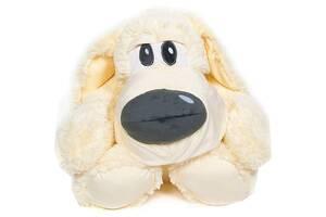 Дитяча плюшева м'яка іграшка Собака Сплюшка Fancy, 110 см