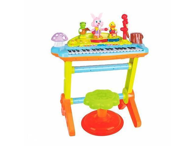 бу Детская развивающая музыкальная игрушка Hola Toys Электронное пианино в Киеве