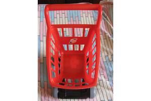 Детская тележка для супермаркета Орион 693