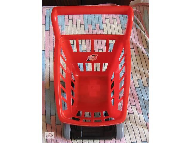 продам Детская тележка для супермаркета Орион 693 бу в Полтаве