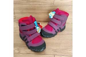 Детские ботинки сапоги Adidas Holtanna Snow Climawarm M20027