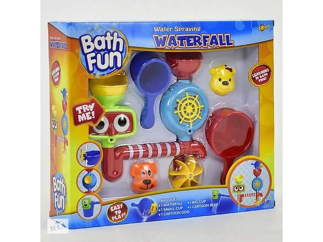 """бу Детский набор игрушка для ванной водопад на присоске """"Большой кран"""" 9905 в Львове"""