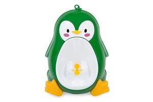 Детский писсуар-горшок PottyFrog Пингвин Зеленый (PF-08)