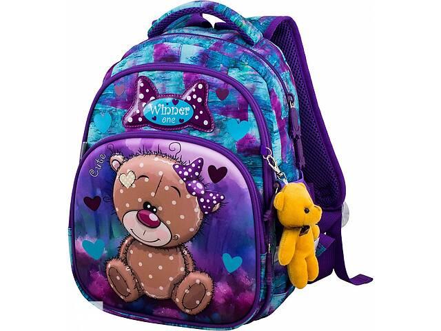 купить бу Детский рюкзак  Winner One  разноцветный на 13 л в Киеве