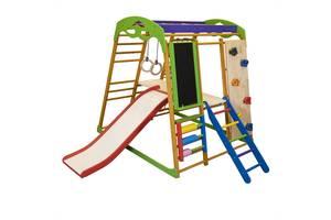 Дитячий спортивний комплекс для квартири SportBaby Карамелька Plus 5